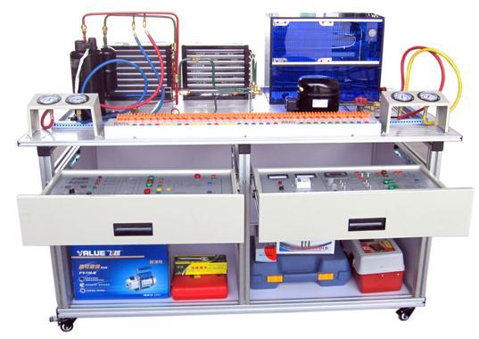 SD-02A现代制冷与空调系统亚博体育ios端下载考核装置