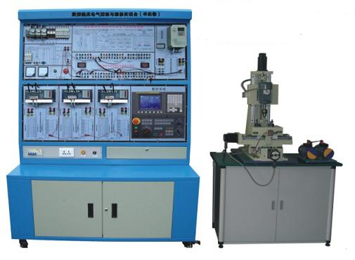 SD-802CMB数控铣床电气控制与维修亚博体育ios端下载台