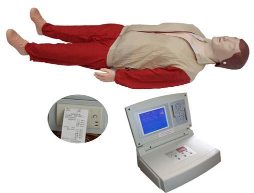 SD-CPR680大屏幕液晶彩显高级电脑心肺复苏模拟人